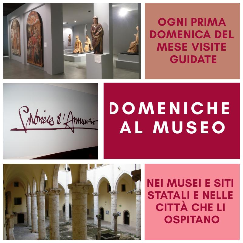 Domeniche al museo