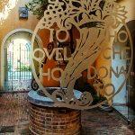 interno della casa natale di D'Annunzio