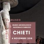 CHIETI MUSEO ARCHEOLOGICO NAZIONALE DOMENICA AL MUSEO