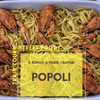 POPOLI STREET FOOD & TRAIN TOUR