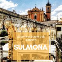 SULMONA CIBO ARTE TRENO