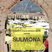 SULMONA STREETFOOD TRENO