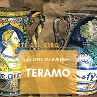 TEERAMO CIBO ARTE TRENO